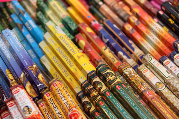 What type of incense should I choose?