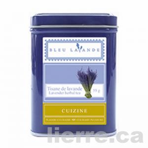 Lierre bleu lavande tea