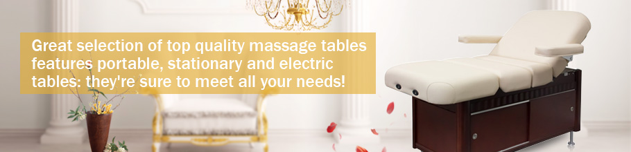 Ways to cut costs when buying massage tables and supplies