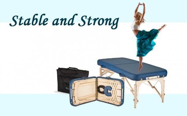 How to have a more stable massage table?