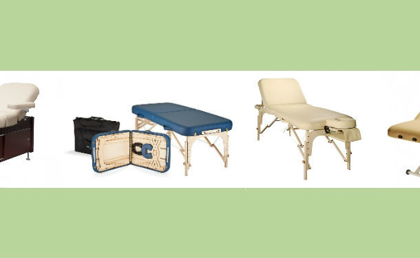 Massage Tables by Profession, part 2: Acupuncturists, Spas, Beauty Salons and Energy Healers