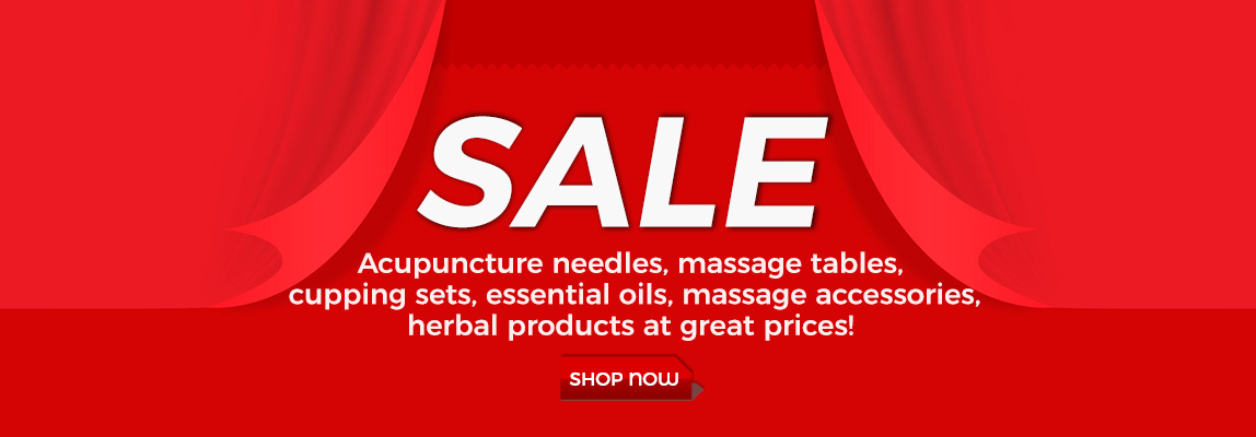 Lierre Weekly Special flyer Acupuncture needles, Massage tables, Cupping, Moxa and more at Lierre-20160602