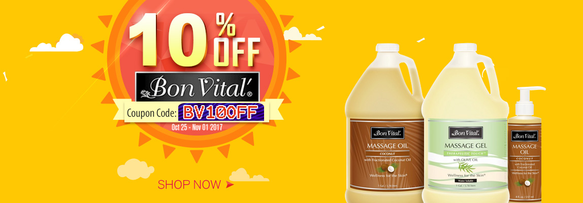 Save 10% on the Bon Vital' Products