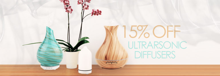 On sale: All Ultrasonic Diffusers