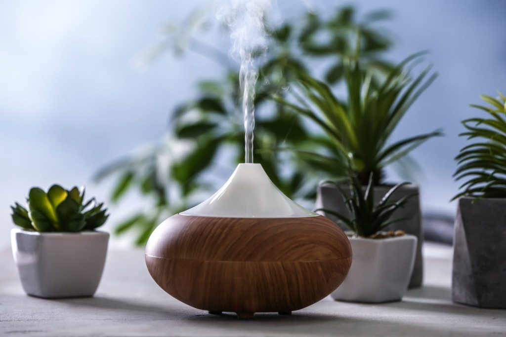 What essential oils are good for diffusers?