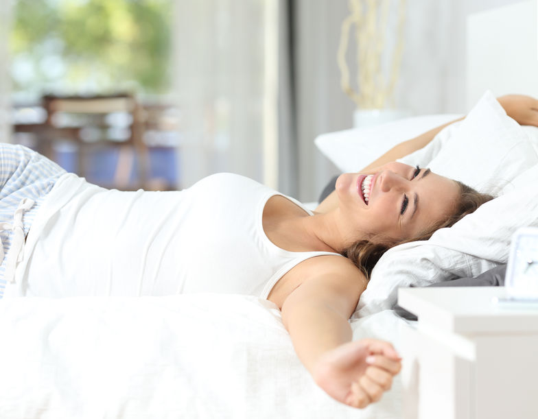 Eight Simple Tips to Help You Sleep Well