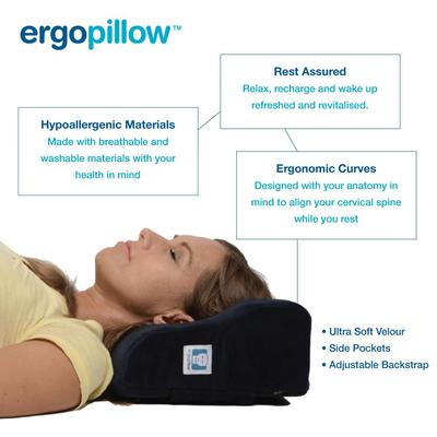 Why You Should Choose an Ergonomic Support Pillow – Here Are the Answers!