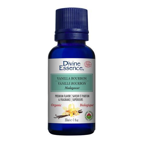 Vanilla Bourbon Extract Essential Oil 30ml, DIVINE ESSENCE