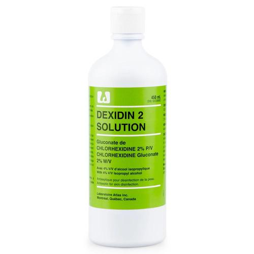 Dexidin 2 Solution 450ml