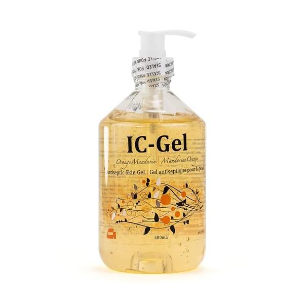 IC-GEL, Antisepetic Skin Gel 480ml